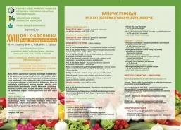 Zapr Goluchow 2016 - 2 program